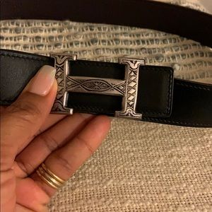 Hermès Belt Kit w/ Touareg Buckle